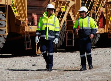 Workwear and safety